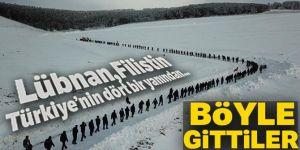 Türkiye İzcileri 'Sarıkamış Şehitleri' ile buluşuyor