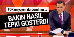 Fatih Portakal'dan yayın yasağı ve para cezasına ilk tepki
