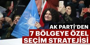 AK Parti'den 7 bölge için özel proje!