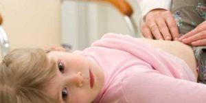 Çocuklardaki karın ağrısına dikkat