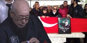 Usta sanatçı Ayşen Gruda'ya veda