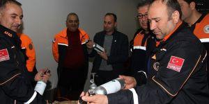 Hava Kalite Ölçüm Cihazlarının Kalibrasyonları Afad Erzurum'da Yapılabilecek