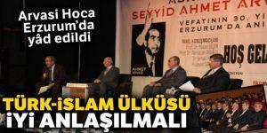 Ahmet Arvasi Hoca 'dirilişe' çağırdı