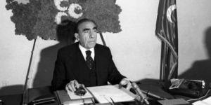 """O Üniversitesinin adı """"Alparslan Türkeş"""" oldu"""