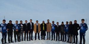 Erzurum'da 'Ülkücü' buluşma