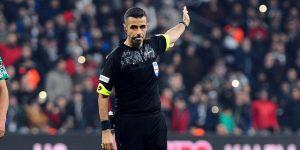 Erzurumspor-Galatasaray maçının VAR'ı Mete Kalkavan