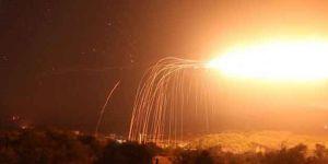 Koalisyon, Suriye'de yasaklı 'beyaz fosfor' kullandı'