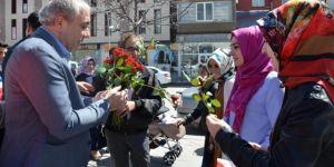 Başkan Kılıç'tan 8 Mart Dünya Kadınlar Günü mesajı