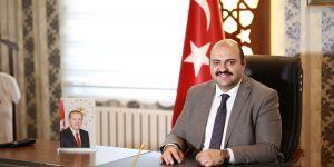 """Başkan Orhan: """"12 Mart hüznün yerini zafere bıraktığı tarihtir"""""""