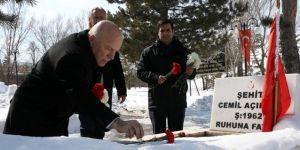 Erzurum'un düşman işgalinden kurtuluşunun 101. yıldönümü