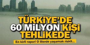 Türkiye'nin en kirli şehirleri belli oldu