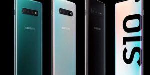 Samsung Galaxy S10 serisi Türkiye'de!
