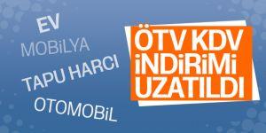 ÖTV ve KDV indirimi yıl sonuna kadar uzatıldı!
