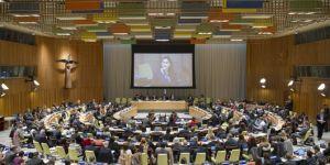 BM İsrail'i kınayan karar tasarısını kabul etti