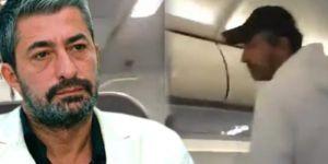 Uçaktaki yolcu o anları anlattı!