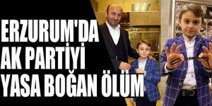 AK Partiyi yasa boğan ölüm