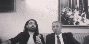 Mansur Yavaş'tan türkü performansı