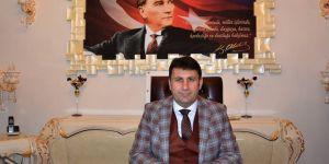 Çat Belediye Başkanı Yaşar'dan teşekkür mesajı