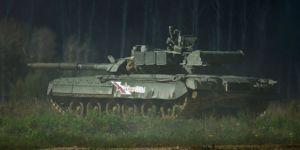 T-80 tankında mermi yerine odun kullandılar!