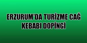 Erzurum'da 'Cağ Kebap Festivali'