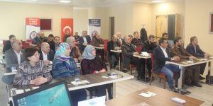 Erzurum'da; Eğitim Öğretim ve Bilim Hizmet Kolu Çalışanları Sorun ve Çözüm Önerileri Çalıştayı