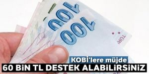 KOBİ'lere dev destek!