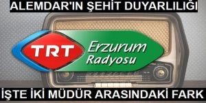 TRT Müdürü Alemdar, o programı yaptırmadı