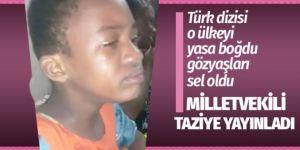 Tanzanya'da 'Şehzade Mustafa' yası