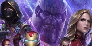 Avengers: Endgame telefonlara geliyor!