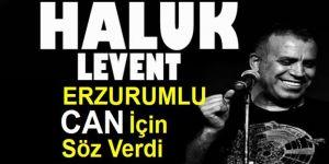 Haluk Levent'ten şarkı sözü