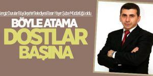 Erzurum Basınını Sevindiren Atama