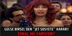 Jet Sosyete dizisi bitti mi? Gülse Birsel'den final ve yeni sezon açıklaması!