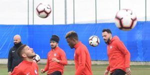Erzurumspor'da Bursaspor maçı hazırlıkları