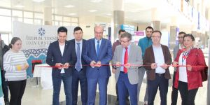 Erzurum Teknik Üniversitesi'nde Üniversite Tanıtım Fuarı
