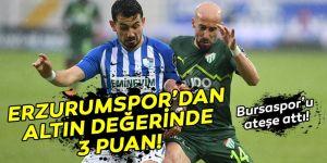 Erzurumspor 2-0 Bursaspor