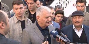 Binali Yıldırım'dan İstanbul açıklaması: 'Yarından itibaren karar verilmesini bekliyoruz'