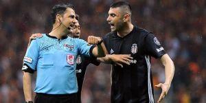 Galatasaray - Beşiktaş derbisine Bülent Yıldırım'ın kararları damga vurdu