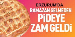 Erzurum'da Ramazan pidesine büyük zam