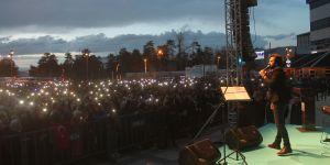 Ülkü Ocaklarından dev konser