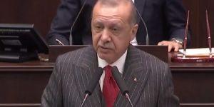 Cumhurbaşkanı Erdoğan'dan grup toplantısında açıklamalar