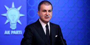 AK Parti Sözcüsü Ömer Çelik'ten YSK'nın İstanbul kararına ilişkin açıklama