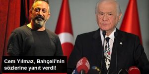Cem Yılmaz, MHP Lideri Bahçeli'nin Sözlerine Yanıt Verdi: Sevmeyen Gayret Etsin