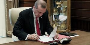 'Cumhurbaşkanlığı Yüksek İstişare Kurulu' kuruldu