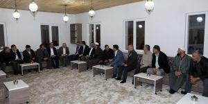 Başkan Sekmen'den müşavere buluşmaları
