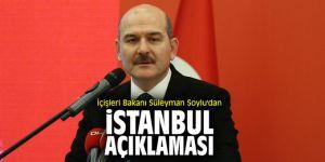Soylu'dan Ekrem İmamoğlu tepkisi: Bir tehlike var!