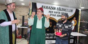 Seyri Alem Sahnesi'nden Ramazan eğlencesi