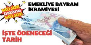 SGK SSK Bağkur emekli ikramiye zammı kaç para?.