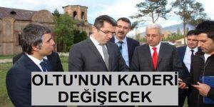 Erzurum Valisi Memiş, hedef belirledi