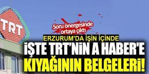TRT'nin A Haber'e kıyağının ayrıntıları ortaya çıktı