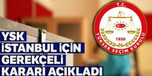 Yüksek Seçim Kurulu 31 Mart seçimlerine ilişkin kesin sonuçları ilan etti